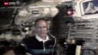 Video «Die Schweiz im Weltall» abspielen