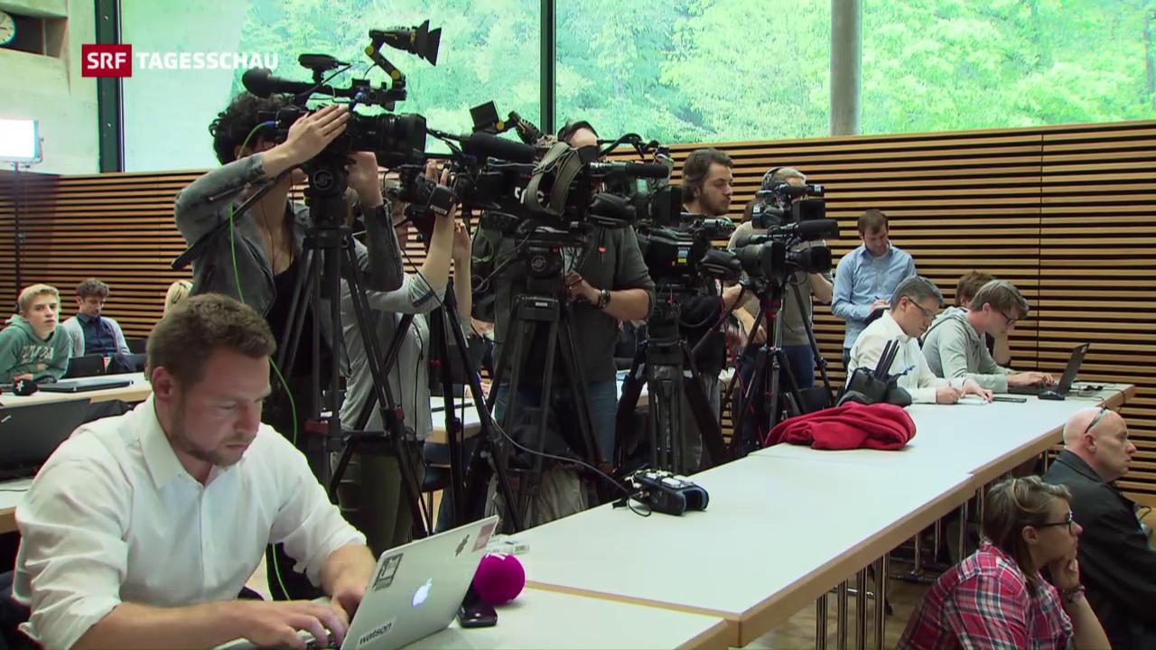 Täter von Rupperswil ist gefasst