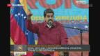 Video «Betrugsvorwürfe in Venezuela» abspielen