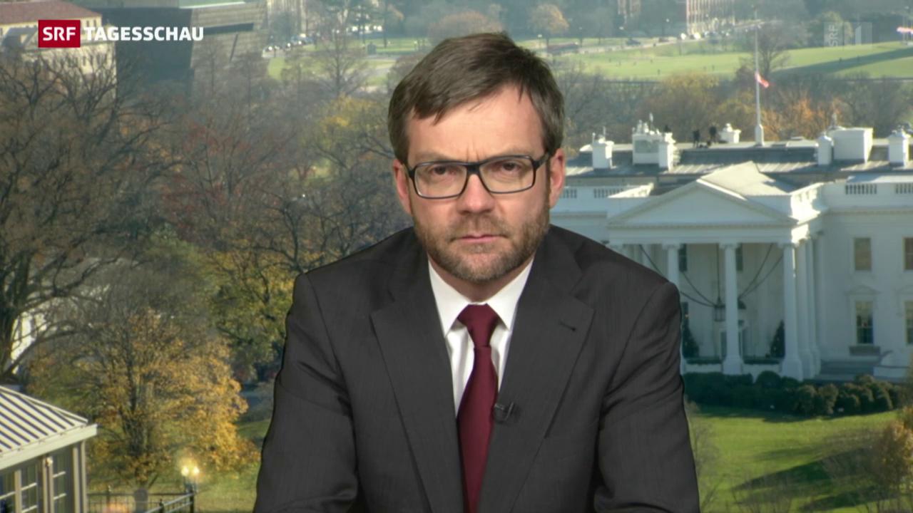 Einschätzungen von Peter Düggeli, SRF-Korrespondent
