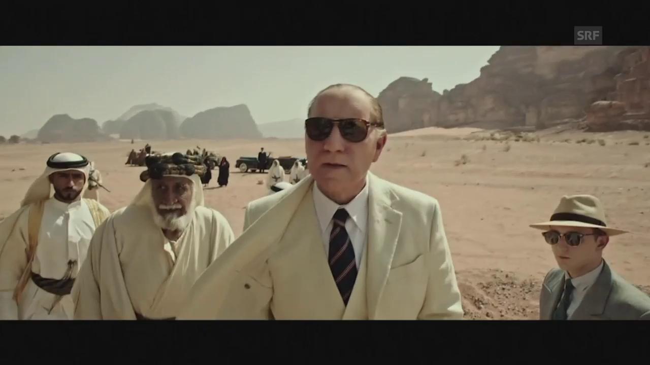 Trailer «Alles Geld der Welt»