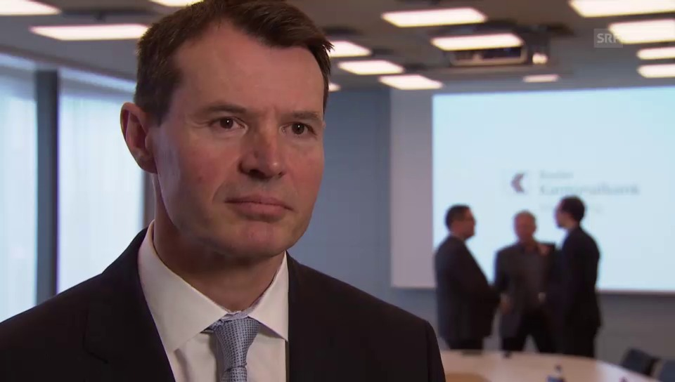 Interview mit Guy Lachappelle, Präsident der Basler Kantonalbank