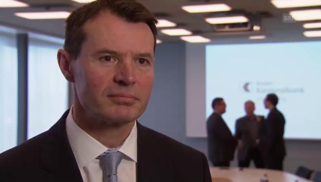 Video «Interview mit Guy Lachappelle, Präsident der Basler Kantonalbank» abspielen