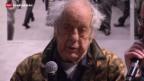 Video «Eine Retrospektive für Robert Frank» abspielen