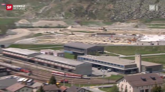 Video «Schweiz aktuell vom 9. November 2012» abspielen