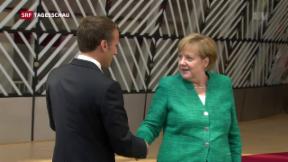 Video «Asyl-Gipfel in Brüssel» abspielen