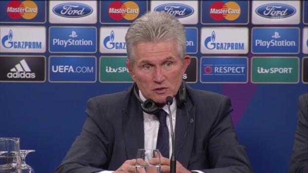Video «Medienkonferenz mit Jupp Heynckes» abspielen