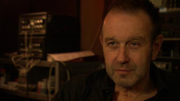 Video «Interview mit Züri-West-Frontmann Kuno Lauener» abspielen