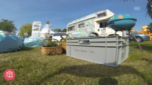 Video ««politbox» in Murten: Der Camper im Zeitraffer» abspielen