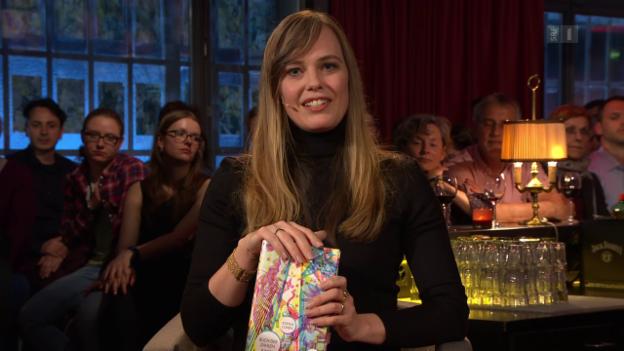 Video «Von Liebenden und Leidenden: der Literaturclub im April» abspielen