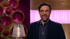 Link öffnet eine Lightbox. Video «Glanz & Gloria» mit den «Bösen» und Hugh Jackman abspielen