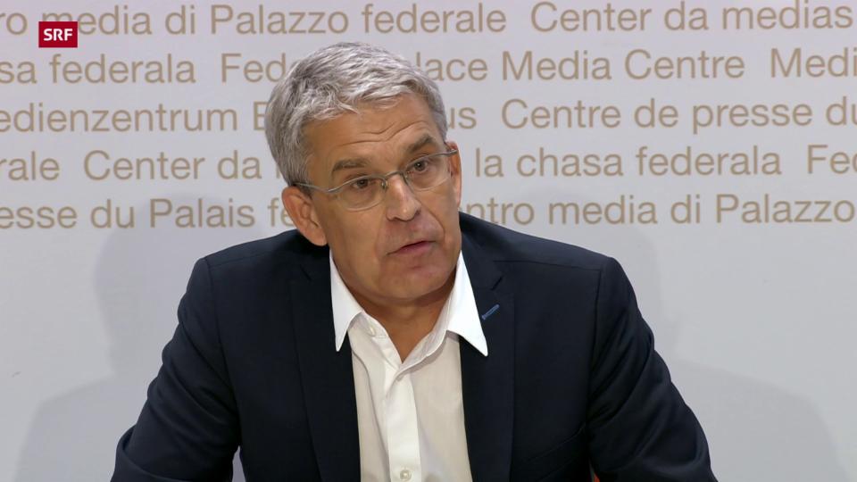 Christoph Berger, Präsident der EKIF, zur Auffrischimpfung (14.09.2021)