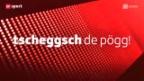 Video ««Tscheggsch de Pögg» – wie die Rasenmuster in die Fussballfelder kommen» abspielen