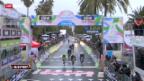 Video «Rad: Mailand - Sanremo» abspielen