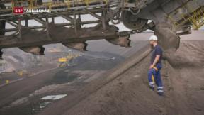 Video «Klimakanzlerin verzögert den Kohle-Ausstieg.» abspielen