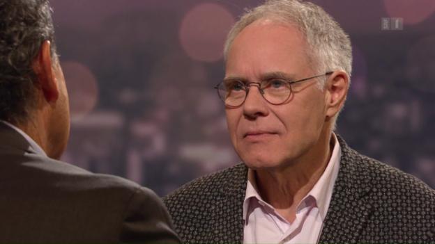 Video «Roger Schawinski im Gespräch mit Moritz Leuenberger» abspielen