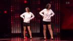 Video «Alessia & Serena tanzen zu zweit» abspielen