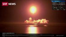 Link öffnet eine Lightbox. Video Israel schickt die erste Sonde zum Mond abspielen