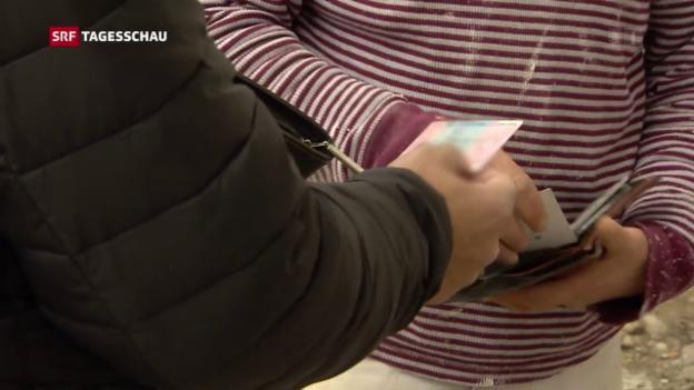 Video «Gefahr von Lohndumping steigt» abspielen