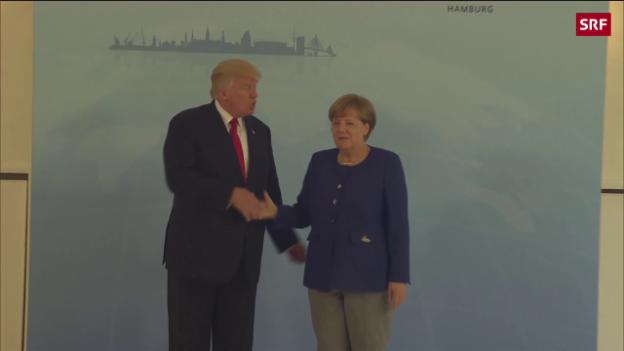 Video «Handshake: zweiter Versuch» abspielen