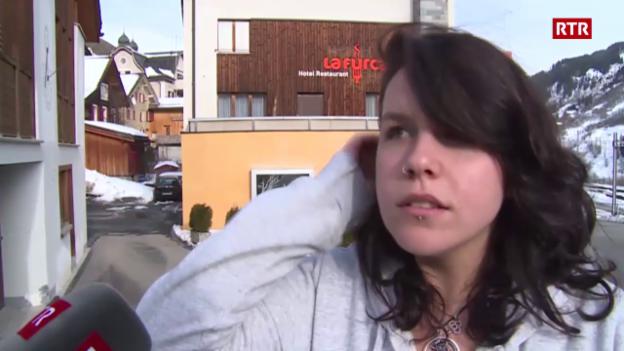 Laschar ir video «Anna Bosshard, Schlans»