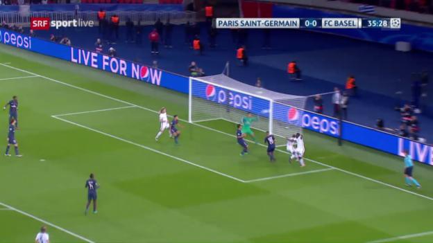 Video «3 Mal Aluminium und eine Doppelchance: Der FCB sündigt im Abschluss» abspielen
