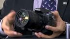 Video «Die besten Hybrid- und Spiegelreflexkameras» abspielen