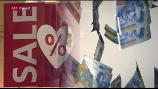 Video «FOKUS: Vor 10 Jahren begann die Finanzkrise» abspielen