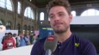 Video «Überraschung mit Tennisstar Stan Wawrinka» abspielen
