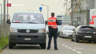 Video «Polizeieinsatz in Winterthur» abspielen