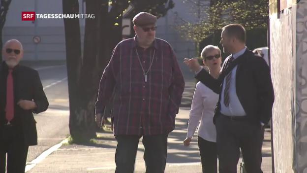 Video «Fall Behring: Forderungen von 420 Millionen Franken» abspielen
