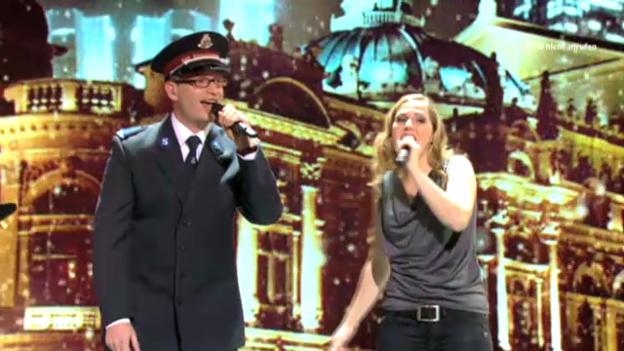 Video «Heilsarmee mit «You and Me»» abspielen