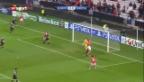Video «CL: Benfica Lissabon - Spartak Moskau» abspielen
