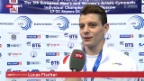 Video «Turnen: EM in Moskau, Barrenfinal» abspielen