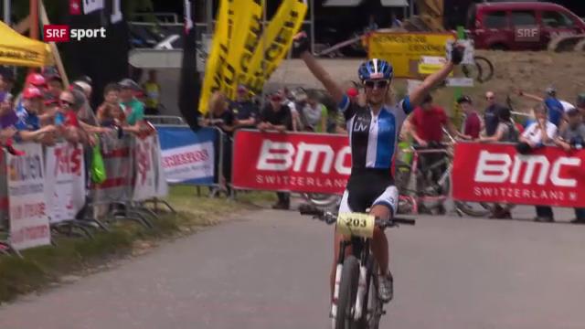 Jolanda Neff Dritte beim Swiss Cup in Gränichen