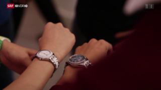 Video «Swatch lanciert erste Bezahl-Uhr» abspielen