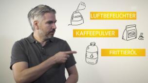 Video «Fonduegeruch aus der Wohnung bringen» abspielen