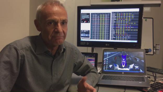 Video «Stäuble über die grosse Wandlung von Nico Rosberg» abspielen