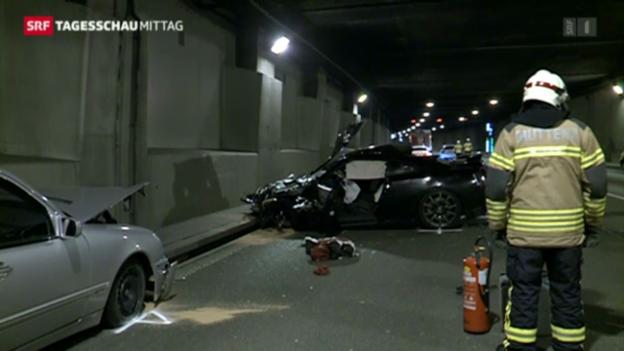 Video «Autounfall» abspielen