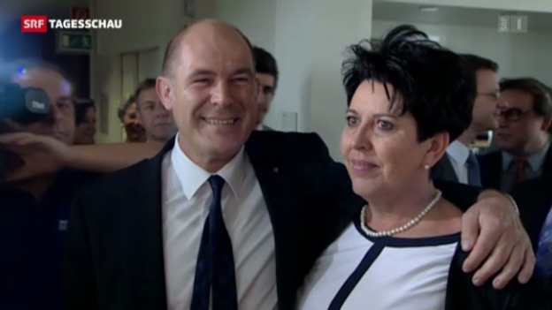 Video «Wahlen im Kanton Basellandschaft» abspielen