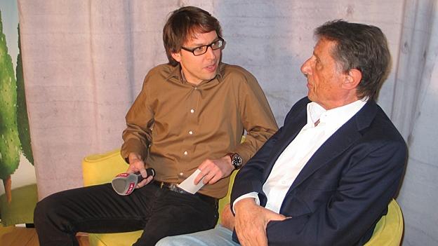 Udo Jürgens über seinen Sieg beim Concours Eurovision de la Chanson 1965 mit Merci Chérie.
