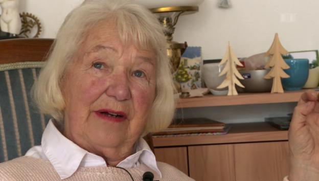 Video «Iris Galey: «Ich war die                                 Fliege an der Decke»» abspielen