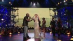 Video «Kanye West unterbricht die Dankesrede» abspielen