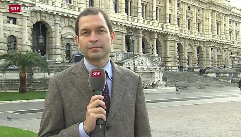 SRF-Korrespondent Philipp Zahn zum Schmidheiny-Prozess