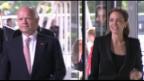 Video «Angelina Jolie wird Professorin» abspielen