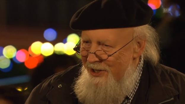 Video «Helmuth Werner über Zürich-West» abspielen