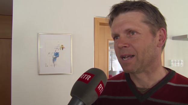 Laschar ir video «Ursin Fravi, Lantsch»