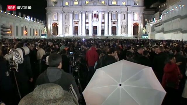 Wahlkrimi im Vatikan