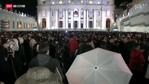 Video «Wahlkrimi im Vatikan» abspielen