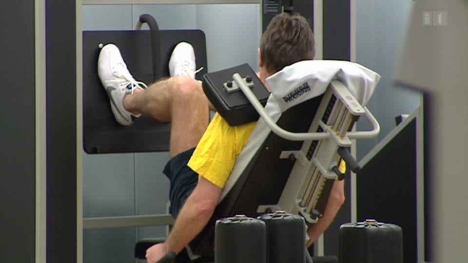 Krafttraining gegen Knieschmerzen